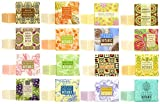Greenwich Bay Trading Company Soap Sampler 16 pack of 1.9oz bars