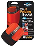 Sea to Summit Folding Bucket 10 Liter - (Orange)