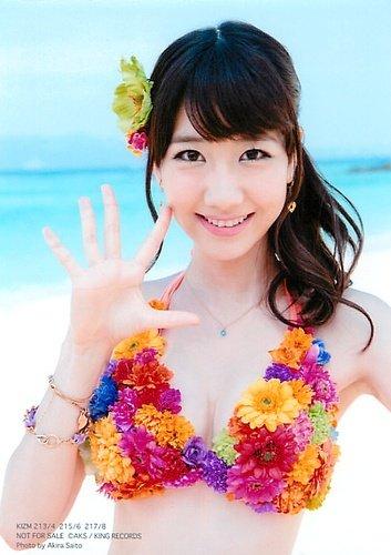 AKB48 公式生写真 さよならクロール 通常盤 封入特典 【柏木由紀】 水着