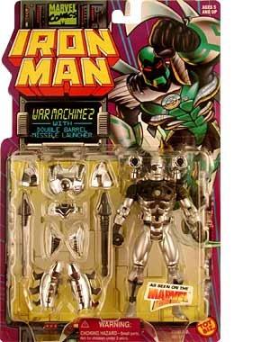 Iron Man War Machine 2 Action Figure (Iron Man Action Figure )