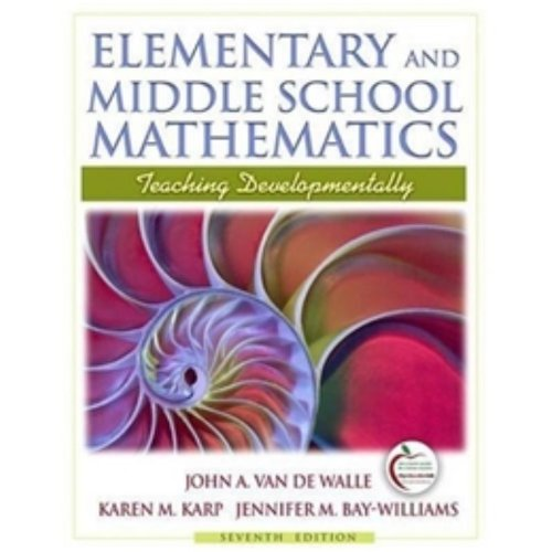 Elementary and Middle School Mathematics: Teaching...