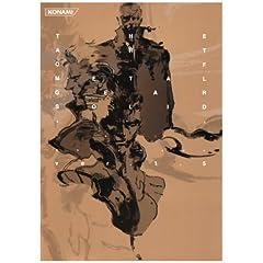 The Art of Metal Gear Solid by Yoji Shinkawa ver1.5