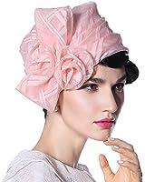 June's Young Girl Hats Lady Hats for Church Women Fashion
