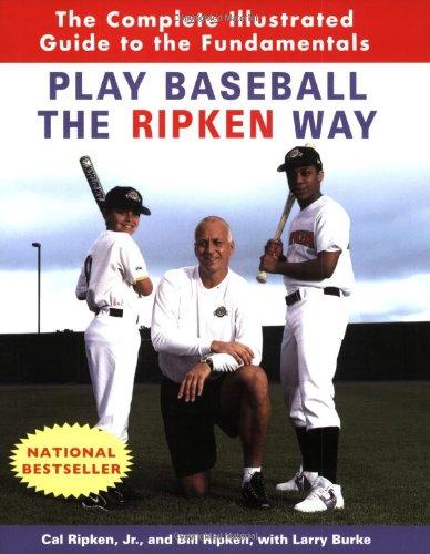 An analysis of the book ripken by cal ripken sr