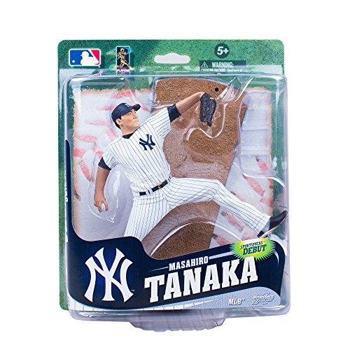 McFarlane Toys MLB Solids 2014 Masahiro Tanaka Action Figure - 1