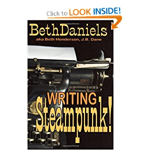 Writing Steampunk by Beth Henderson