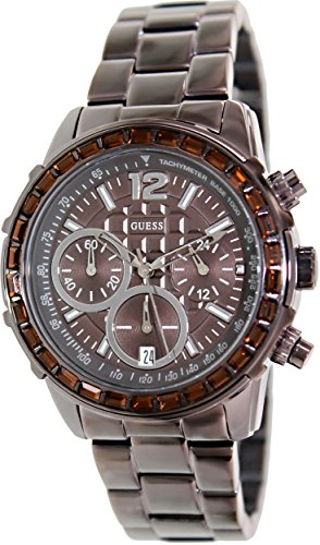 GUESS Women's Dazzling Sport Chronograph Watch