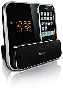 Philips DC315 8W Clock Radio Dock for iPhone/iPod (Discontinued by Manufacturer)