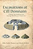 Mike Parker Pearson Excavations at Cill Donnain: A Bronze Age Settlement and Iron Age Wheelhouse in South Uist (Sheffield Environmental & Arch) (Sheffield Environmental ... Research Campaign in the Hebrides)