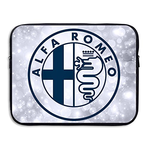 Hotgirl4 Circle Of Alfa Romeo Europe Water-resistant Notebook Protective Case 13-15 Inch