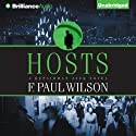 Hosts: A Repairman Jack Novel, Book 5 Audiobook by F. Paul Wilson Narrated by Christopher Price