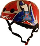 Kiddimoto Kids Carl Fogarty Helmet -...