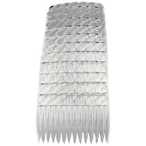 haar-kamme-plastik-haarspange-12er-pack-von-budget-schwarz-braun-oder-klar-7cm-kamme-durchsichtig