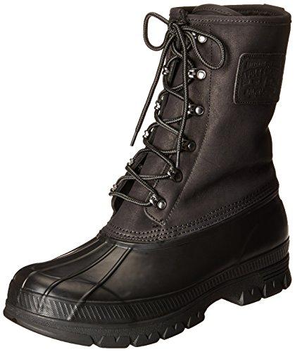 Polo Ralph Lauren Men's Romford S Winter Boot, Black/Black, 11 D US