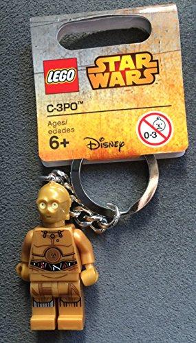 LEGO Star Wars Key Chain C-3P0 853471 - 1
