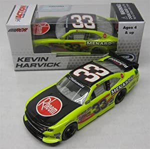 Buy 2013 Kevin Harvick #33 Menards 1 64 Nascar Nationwide Series Diecast Car by Action