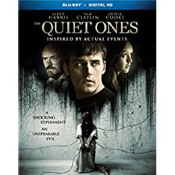 The Quiet Ones [Blu-ray]