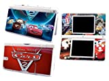 TQI - Cars 2 DSL Nintendo Decal DSLite DSL