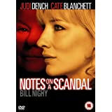Notes On A Scandal [DVD] [2007]by Cate Blanchett