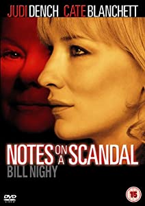 Notes On A Scandal [DVD] [2007]