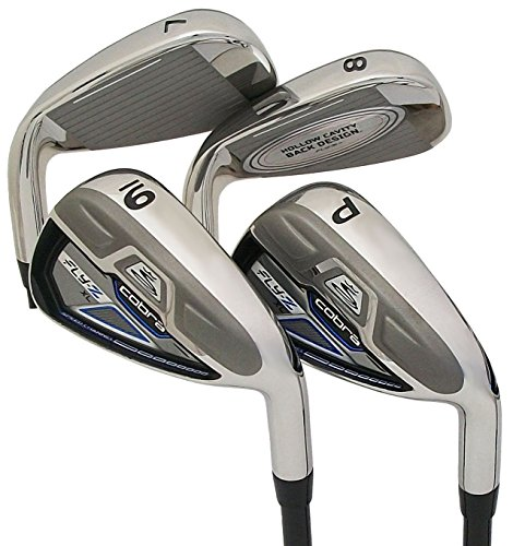 NEW Cobra Golf FLY-Z XL 7-PW Irons Graphite Lite Flex