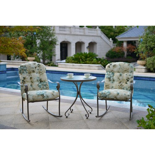 9 I8where Cheap Buy Willow Springs 3 Piece Rocking Chairs Table