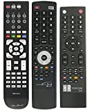 Replacement TV Remote Control for PHILIPS 42PFL5603D/12