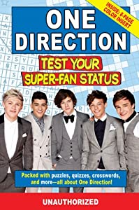 One Direction: Test Your Super-Fan Status by Barron's Educational Series