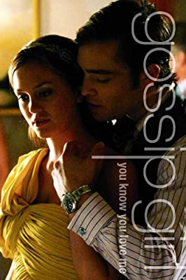 Gossip Girl Poster TV C 11x17 Leighton Meester Penn Badgley Chace Crawford Taylor Momsen