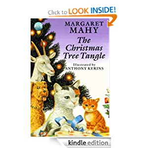 The Christmas Tree Tangle Margaret Mahy and Anthony Kerins