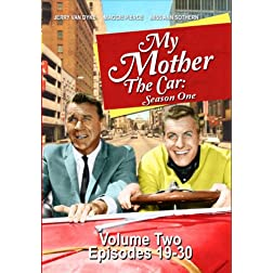 My Mother the Car: Season One - Volume Two (Episodes 19 - 30) - Amazon.com Exclusive