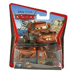 Disney Pixar Cars 2 - Diecast Mater