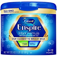 Enfamil Enspire Powdered Baby Formula Tub