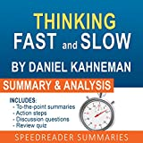 img - for Thinking Fast and Slow, by Daniel Kahneman: An Action Steps Summary and Analysis book / textbook / text book