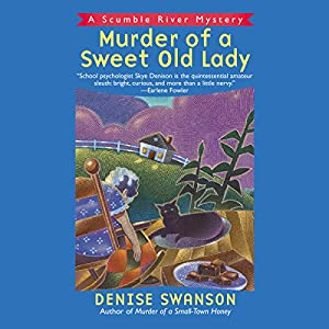 Murder of a Sweet Old Lady Audiobook