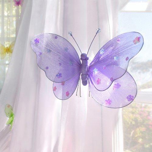 Бабочка на штори своими руками фото