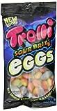 Trolli Sour Brite Eggs, 4-Ounce (Pack of 12)