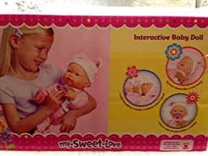 My Sweet Love Baby Doll - Moves & Giggles