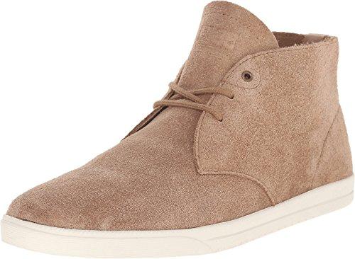 Clae Men's Strayhorn Unlined Mocha Suede Sneaker 10 D (M)