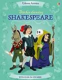 Sticker Dressing Shakespeare (Usborne Sticker Dressing)