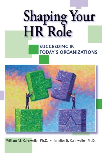 Shaping Your HR Role