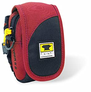 Mountainsmith Cyber II Recycled Camera Bag, Aztec Red, X Small