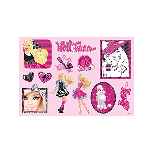 Barbie Sticker Sheets (2 Pack) - 1