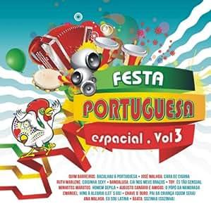 Various Artists - Festa Portuguesa Espacial Vol. 3 [2CD] 2012 - Amazon