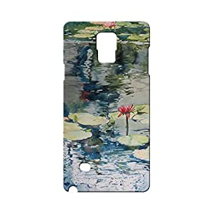 BLUEDIO Designer Printed Back case cover for Samsung Galaxy Note 4 - G2026