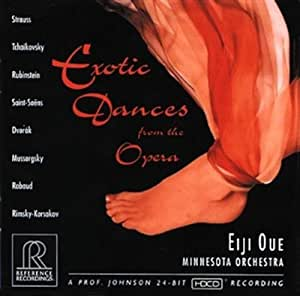 Exotic Dances From the Opera (Hybr)