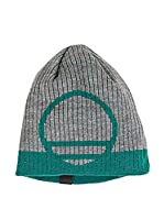Wildcountry Gorro Logo (Gris / Verde)
