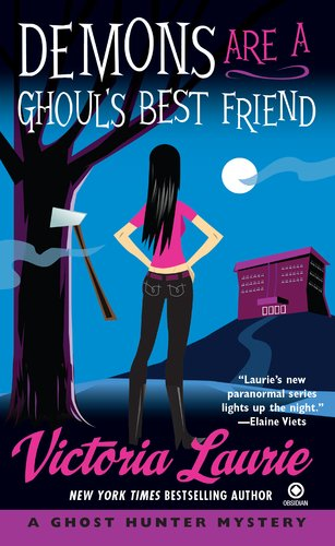 Image of Demons Are a Ghoul's Best Friend (Ghost Hunter Mysteries, Book 2)
