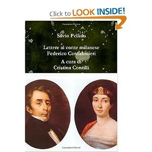 Lettere al conte milanese Federico Confalonieri (1831-1846) (Italian Edition)