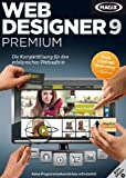Digital Software - MAGIX Web Designer 9 Premium [Download]